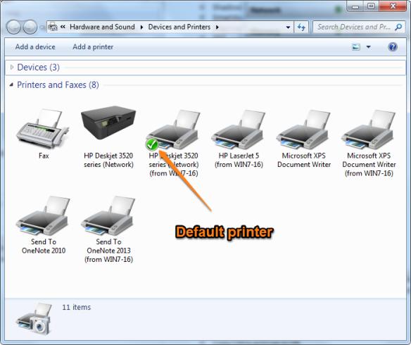default_printer